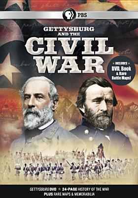 GETTYSBURG AND THE CIVIL WAR (DVD)